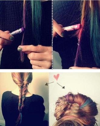 hair accessory hairstyles blonde hair