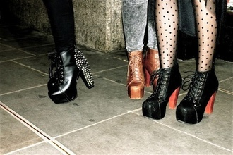 shoes grunge alternative pumps jeffrey campbell