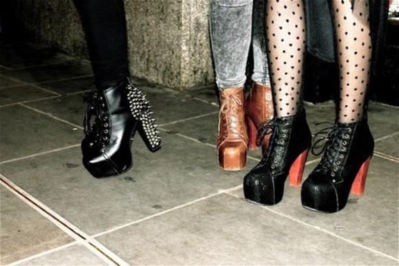 shoes pumps litas lita shoes grunge alt alternative