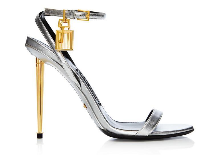 Napa simple strap evening sandal