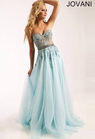 dress cinderella blue jovani prom dress blue dress