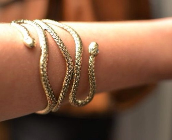 jewels bracelets wrap thin snake wrap around gold gold bracelets all around