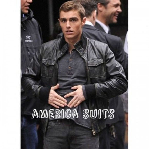 beverly hills jacket nowyouseeme now you see me dave franco celebrity style chanel,shoes,chain,boots,celebrity heels,fashion,shoes. leather backpack hollywood actress fashionsta dress