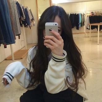 sweater tumblr cool nice cute korean fashion