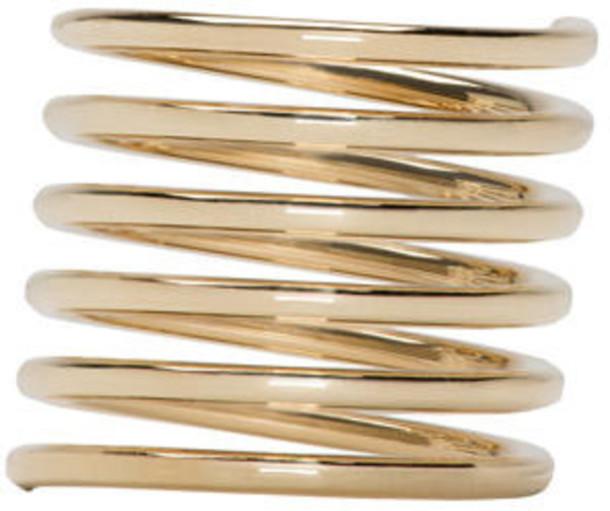 Sophie Bille Brahe ring gold jewels