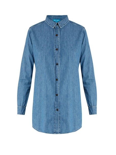 M.i.h Jeans shirt denim shirt denim top