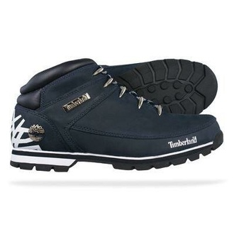 shoes timberlands blue mens shoes