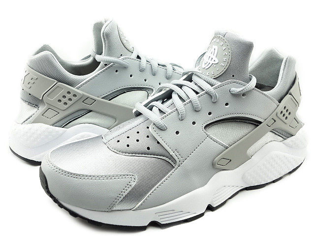 triple grey huaraches