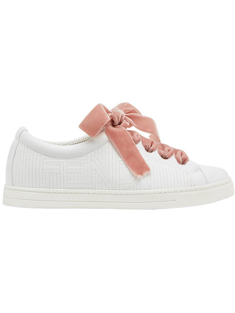 women sneakers lace white shoes