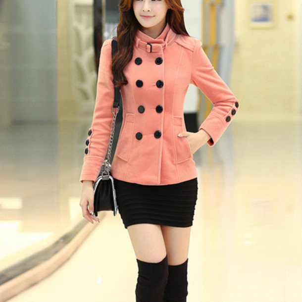 988967feb98 coat clothes fashion top warm coat winter coat cardigan jumpsuit pink classy  beautiful beautiful preppy cool