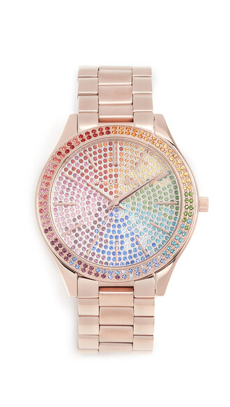runway watch rose gold rose gold jewels