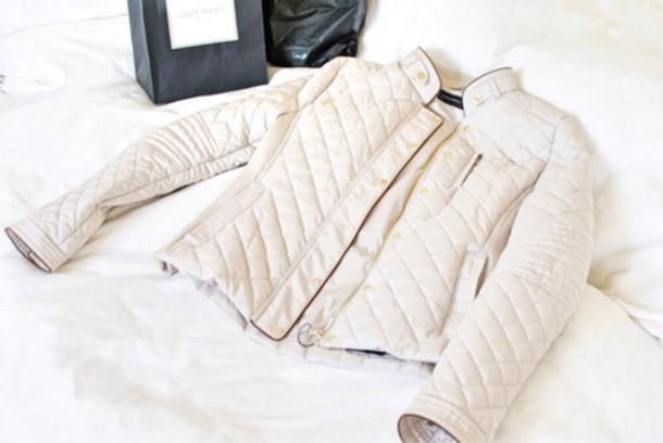 jacket coat beige light beige light