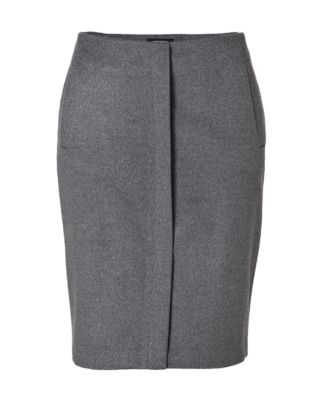 City Skirt in Frost Grey from STEFFEN SCHRAUT | Luxury fashion online | STYLEBOP.com