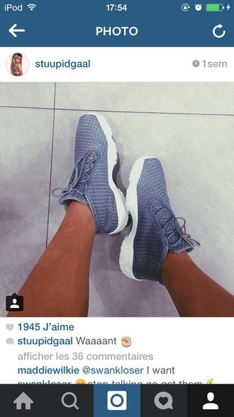shoes sneakers whit sportswear