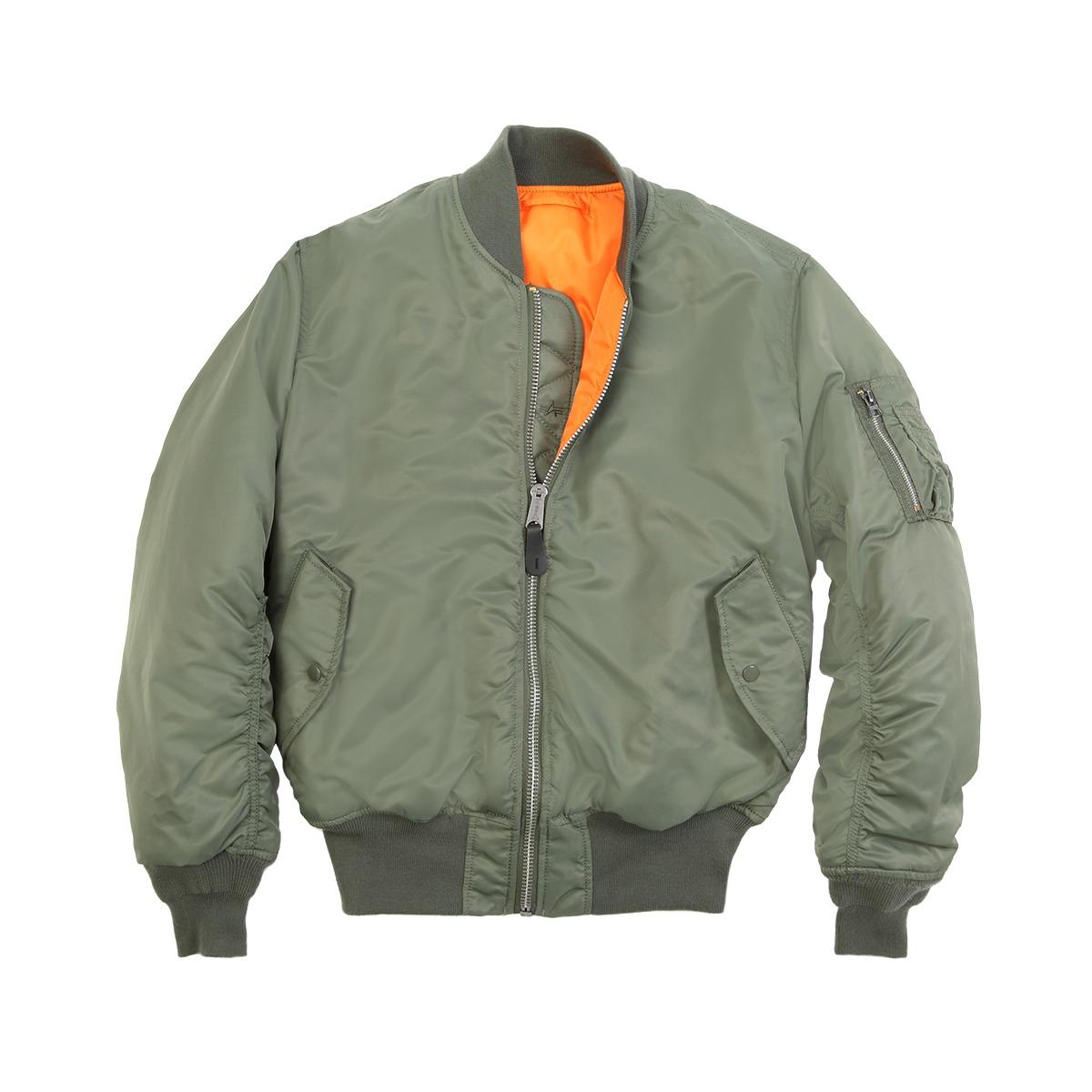1 Flight Jacket | Alpha Industries