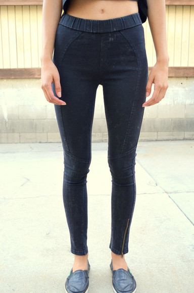 black zippers zipper jeans denim leggings jeggings black jeggings black leggings black jeans black denim acid wash acid wash jeans black acid wash zippered jeans zippered zipper jeans zipped jeans zip jeans