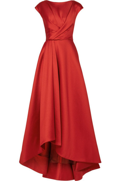jason wu gown red dress