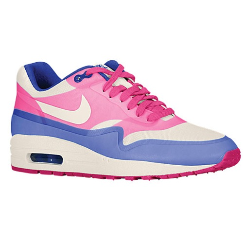 Nike Air Max 1 Women's Running Shoes SailPink Force