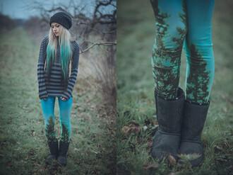 pants anita anti ukraine leggings uggs hat sweater black milk