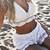 White Crochet Bralette Top | Lookbook Store