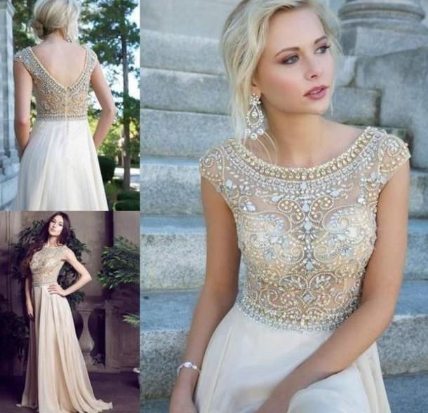 Dress Bridal Gown Bridesmaid Evening Dress Plus Size Dress