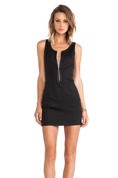 BB Dakota dress black