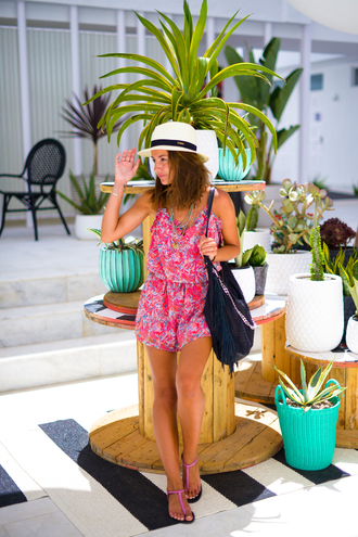 lovely pepa shoes bag jewels sunglasses oysho dress hat