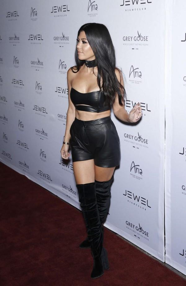 Kourtney Kardashian Knee High Boots - Shop for Kourtney Kardashian ...