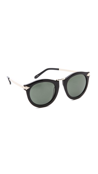 Karen Walker The Harvest Sunglasses | SHOPBOP