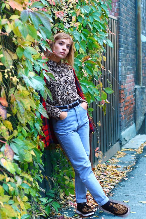 jeans vintage jeans foldover jeans mum jeans 90s style mum jeans high waisted jeans vintage
