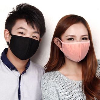 home accessory mask mouth mask