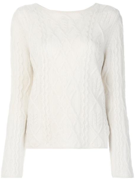 Nili Lotan jumper women white sweater