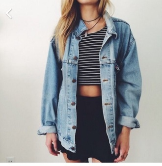 jacket jeans fashion cardigan pullover hippie