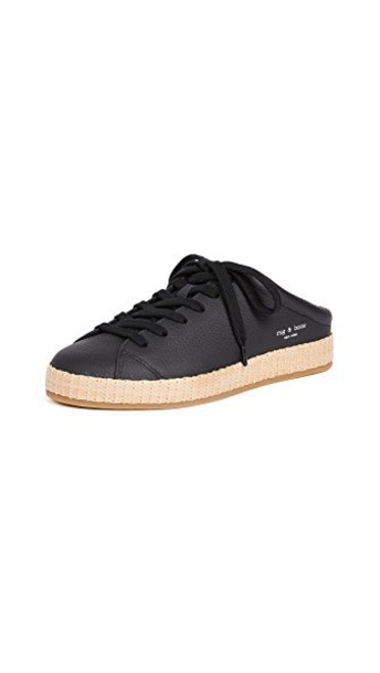 Rag & Bone sneakers black shoes
