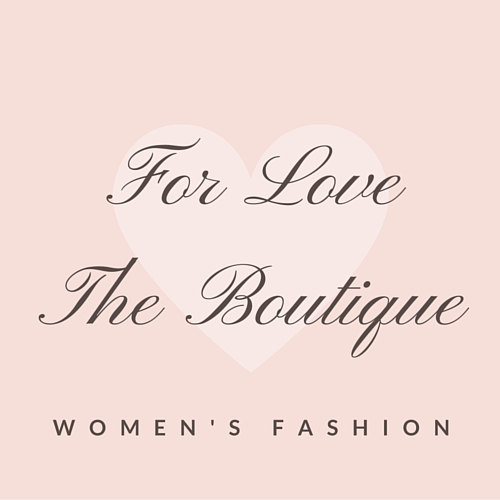 Custom Women Clothing, effortless, elegant, and edgy. by ForLoveTheBoutique