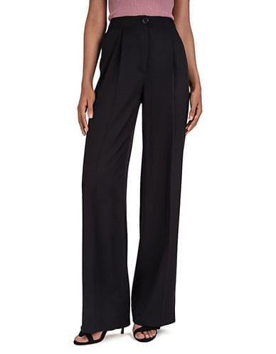 ba&sh Women's Ross Dress Pants - Black - Size S