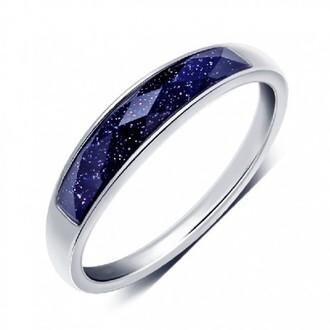 jewels white gold purple sand ring evolees.com purple rings women rings fashion jewelry rings for girls