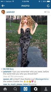 dress,black,flowers,lace dress,long prom dress,jadah doll