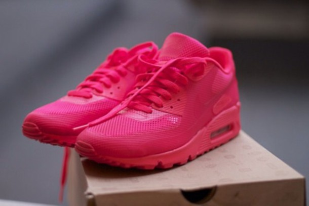 31ba8fdacda9 shoes pink all pink errrry thing nike air maxes air maxes 1 nike air max  woman