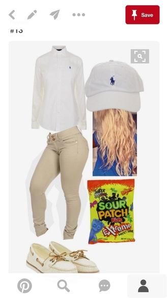jeans khaki cargo khaki pants skinny pants beige