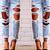 Talia Tattered Jeans