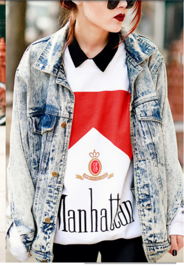 shirt lookbook hipster punk punk soft grunge grunge manhattan jacket