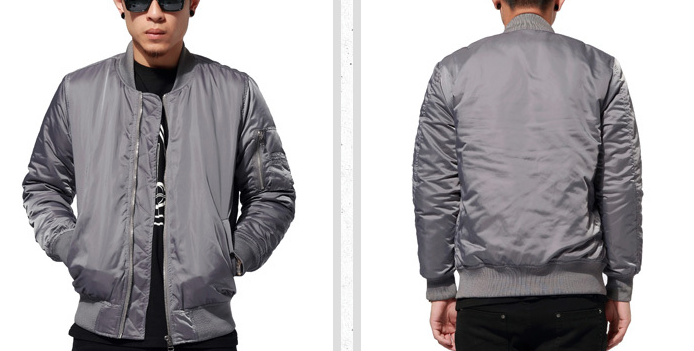 The divergent bomber jacket