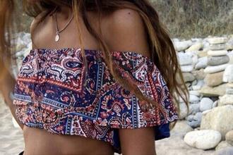 top hippie hippie chic boho shirt gypsy indie boho indie dress hippie gypsy fashion style