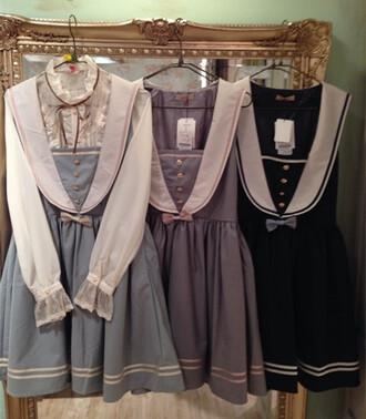 dress lolita lolita dress sailor