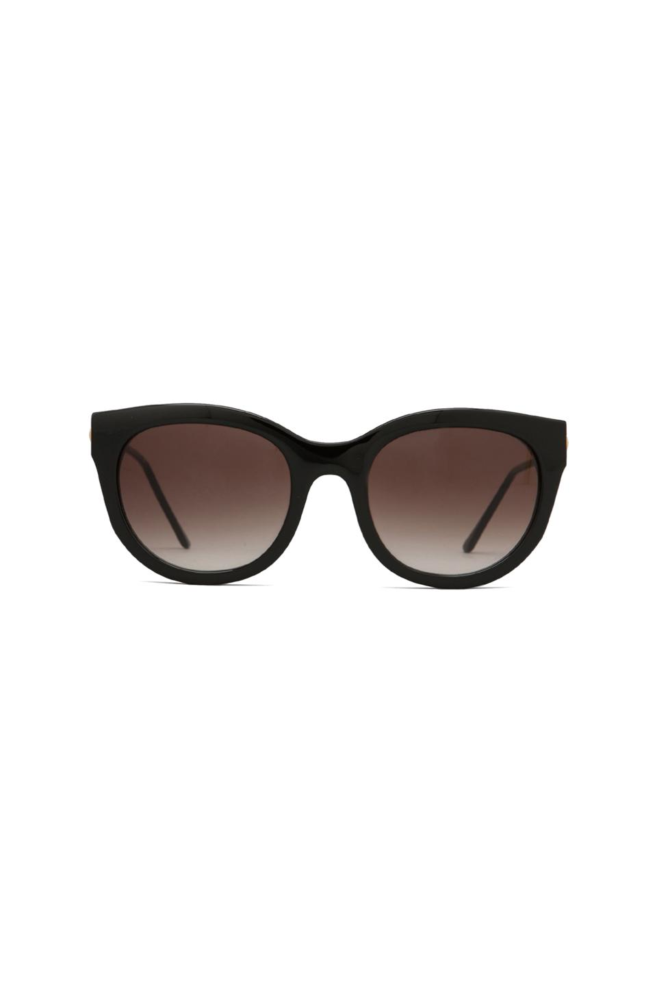 Thierry Lasry Lively Sunglasses in Black | REVOLVE