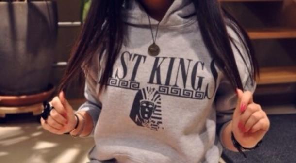 sweater hoodie last kings wiz khalifa last king