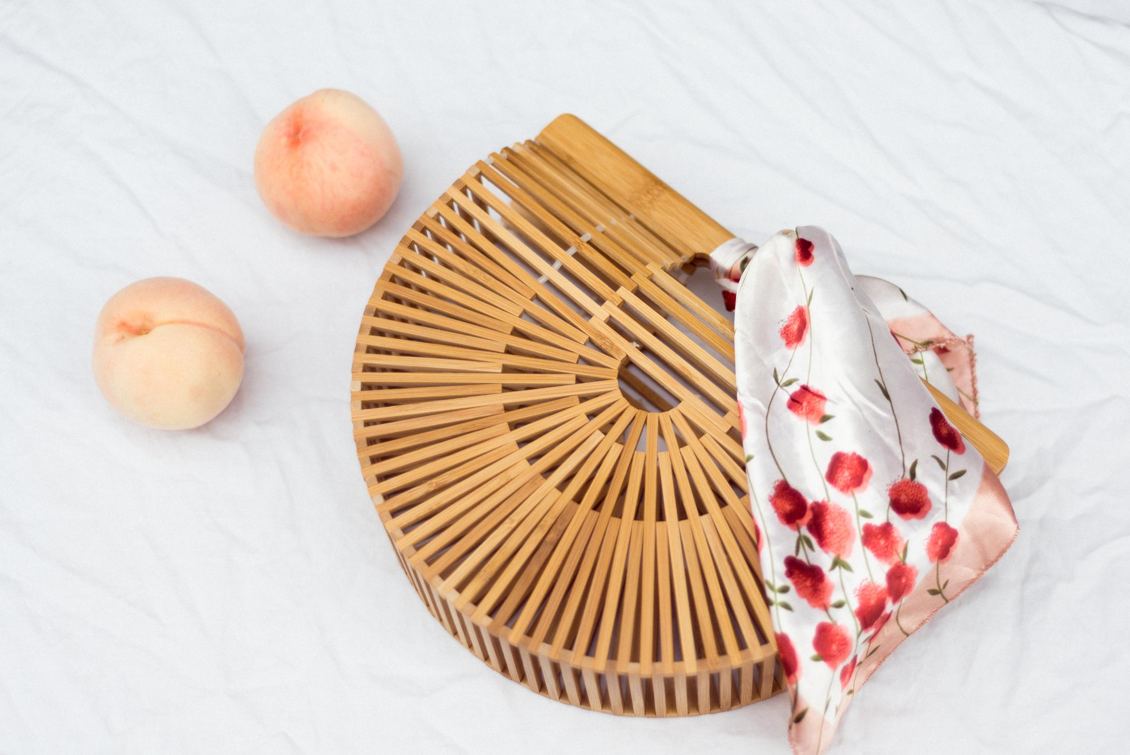 Cult Gaia Bamboo Bag | Stolen Inspiration NZ Fashion Blog