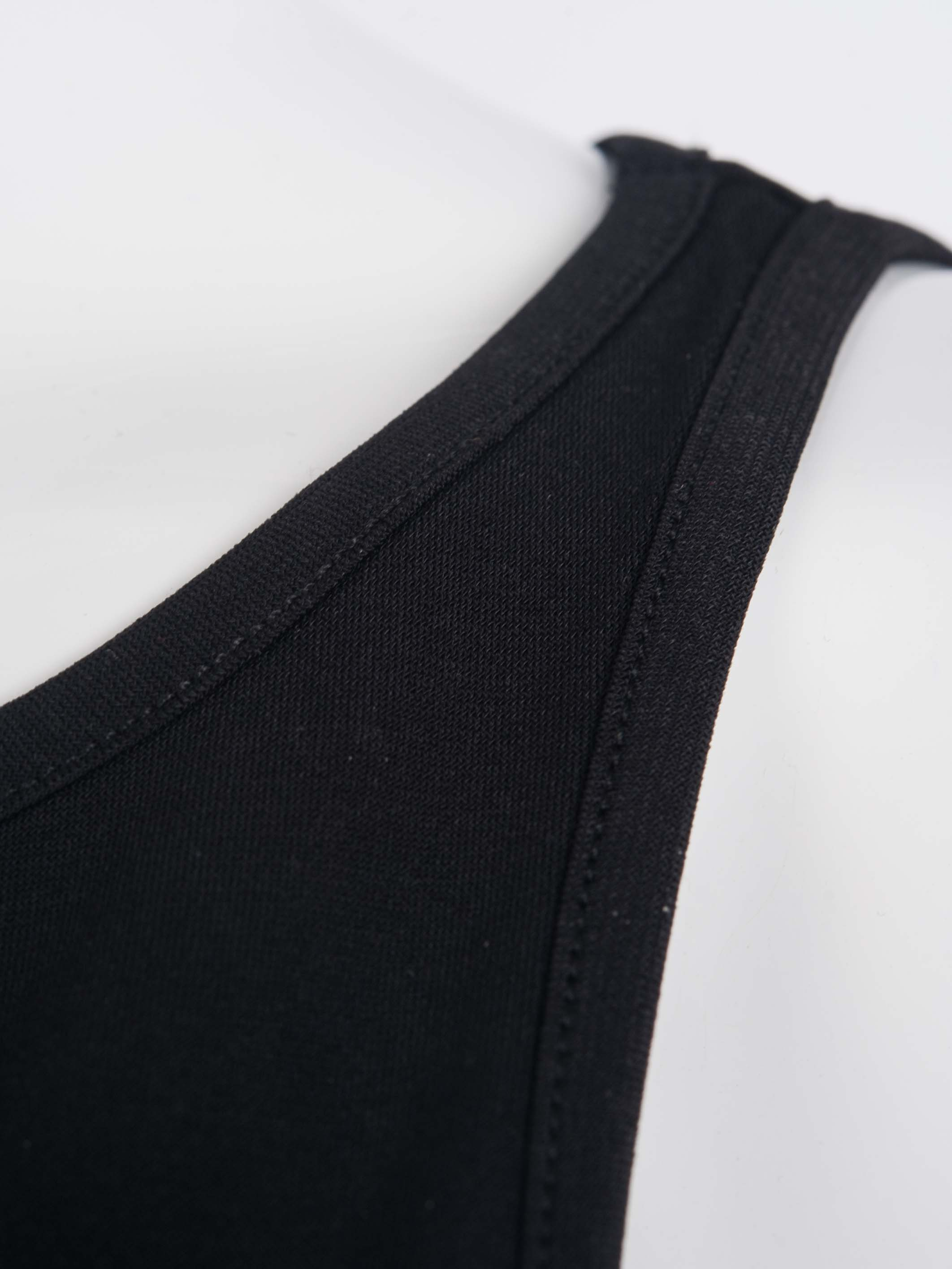 Choies Limited Edition Black Elasticity Crop Top - Choies.com
