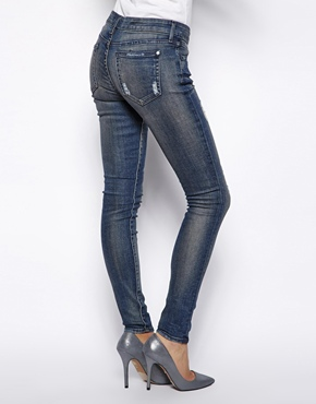Koral Denim | Koral Denim Skinny Jean at ASOS